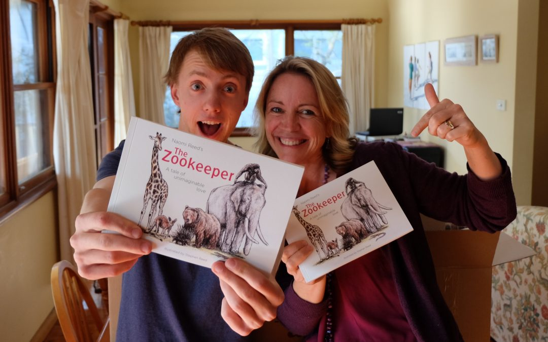 'The Zookeeper' children's chapter book